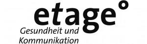 Logo etage Gesundheit und Kommunikation